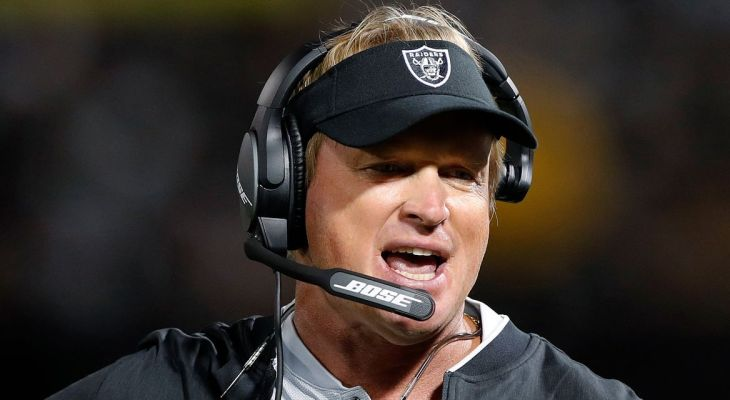 EA drops Jon Gruden from 'Madden NFL 22' videogame