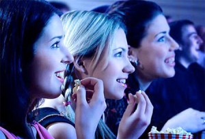 Women At Movies