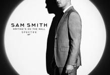 Sam Smith Spectre Cover Album