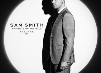 Sam Smith Spectre Cover Album
