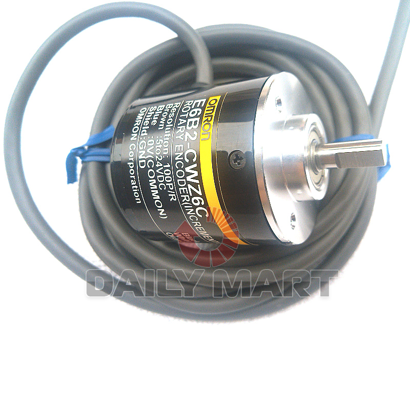 Further Information Of Rotary Encoders Omron Industrial Automation