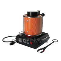 Brand New Gold Melting Furnace Crucible furnace Melt ...