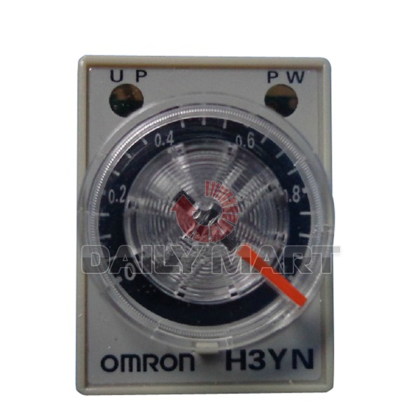 Omron H3yn-2 Time Delay Relay Solid State Timer Socket