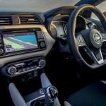 Nissan Micra 2018 White Interior