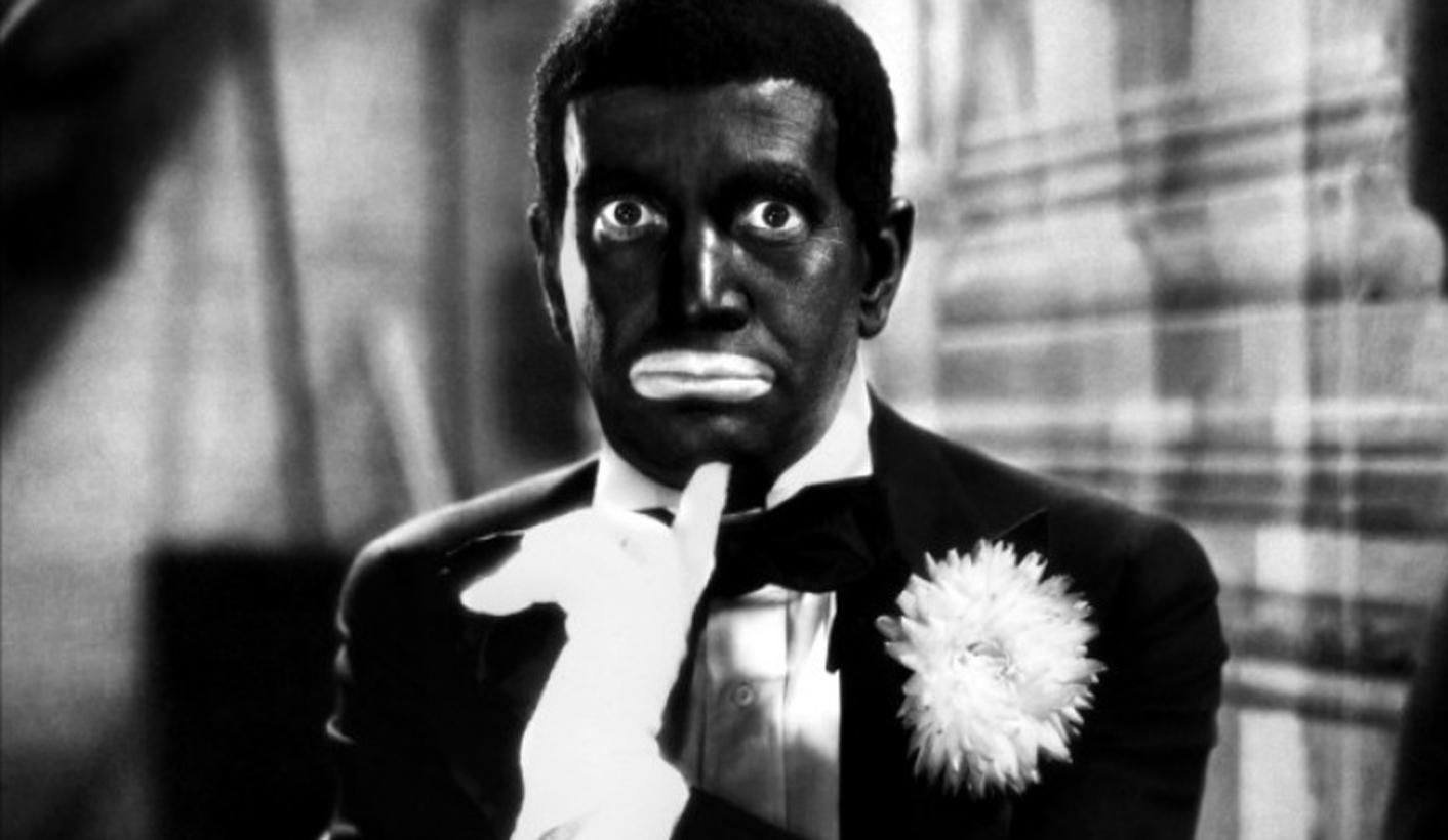 Resultado de imagen para blackface