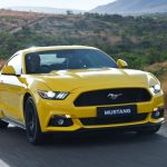 Ford Mustang 5 0 V8 Fastback Galloping Racehorse O