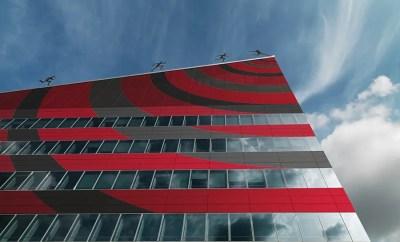 La facciata di Casa Milan. Fonte foto: A.C. Milan