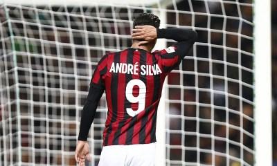 Andre Silva Fonte: AC Milan