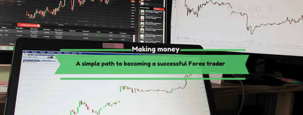 A simple path to becoming a successful trader