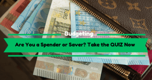 Are you a Spender or Saver? Take the quiz to find out