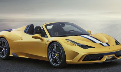 Ferrari Automobile 2014