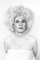 Christopher Makos, Altered Image, 1981, stampe digitali. Collezione privata.