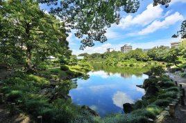 Kiyosumi-Gardens