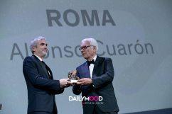 Alfonso Cuaron, Paolo Baratta