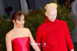 Dakota Johnson e Tilda Swinton