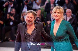 Mathieu Amalric and Emmanuelle Seigner 2