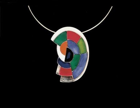 Delaunay Collana Abstraction