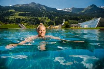 Alpen Therme - Bad Hofgastein - Thermensee