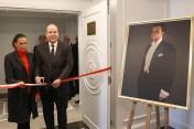 Hôtel de Paris Monte-Carlo - Inauguration Suite Prince Rainier III -