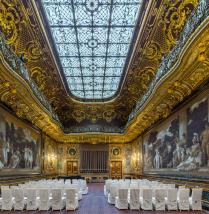 10_Dom Arkhitektora_Bronze hall_Saint Petersburg_2_credit Dom Arkhitektora
