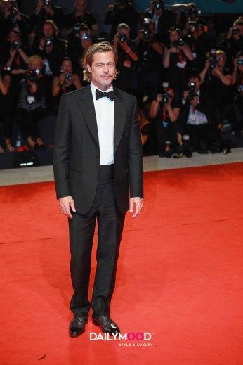 Brad Pitt in Brioni