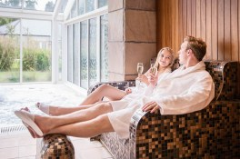 Lough Eske thermal suite