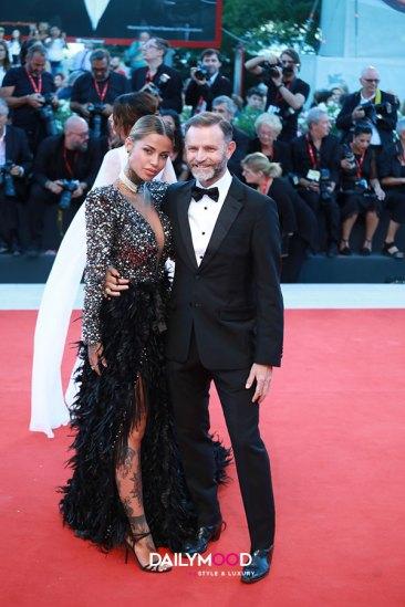 Zoe Cristofoli e Massimo Fasoli