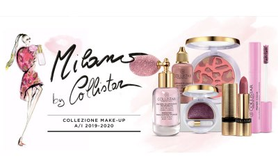 Milano by Collistar – La nuova Make Up Collection A/I 2019-2020