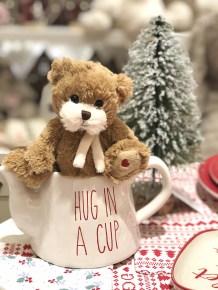 Biancolatte Hugs - Orso in tazza