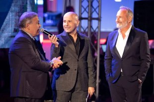 Gianfranco Unione e Luciano Carino presentati da Gaetano Gaudiero