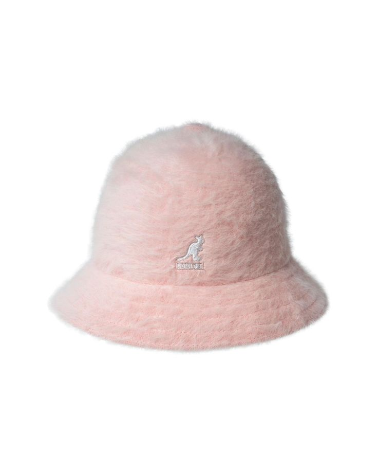 EIPkangol-Dusty-Rose-Furgora-Casual-Bucket-Hat