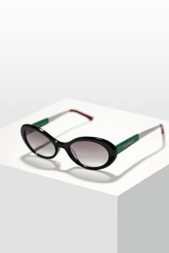 Laura Biagiotti occhiali tricolore4_laterale