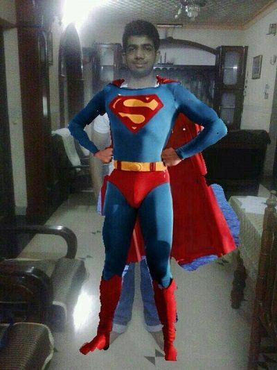 Supermanphotoshop