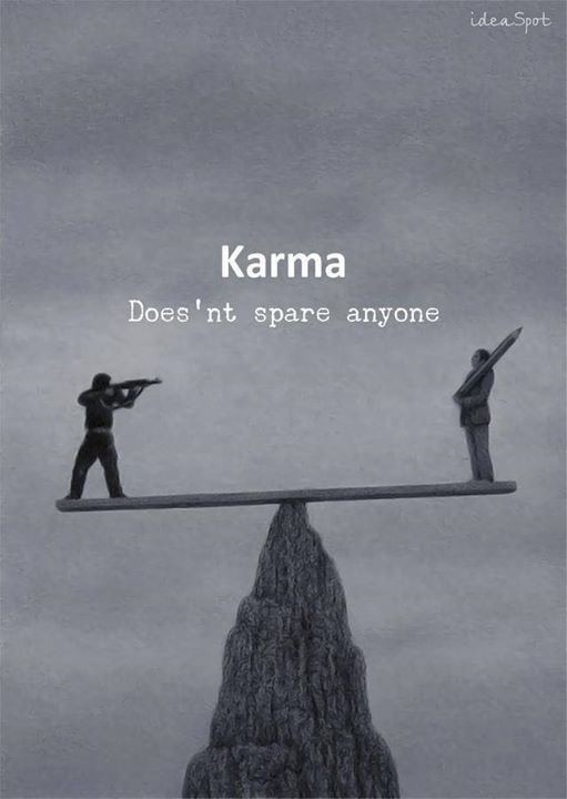 17 Deep Karma Quotes Amp Sayings That Go Amp Come Around In Your Life Cycle