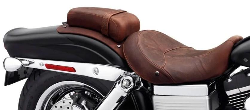 Asiento de cuero 237 € © Harley-Davidson.