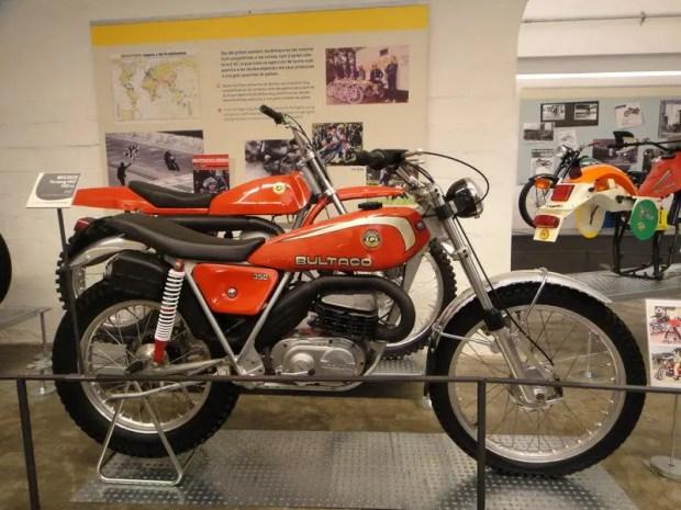 © Museu de la Moto de Barcelona.