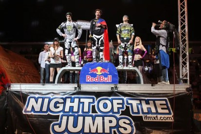Remi Bizouard, Libor Podmol, Maikel Melero - NIGHT of the JUMPs
