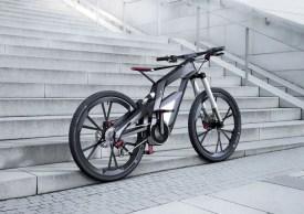 Audi e-bike Woerthersee