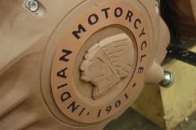 Clay model 06