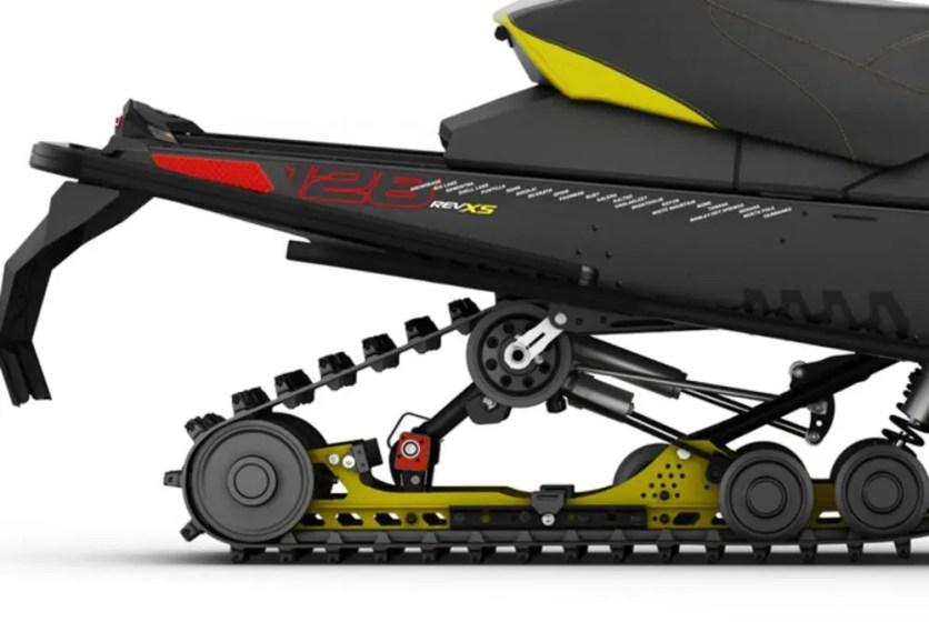 Ski Doo MX Z Iron Dog Special