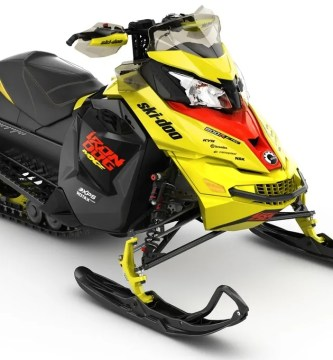 Ski-Doo Iron Dog 2015