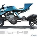 Bombardier trike