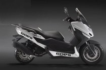 GOES G 125 GT 2016 scooter (3)