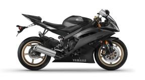 Yamaha YZF-R6 Color Negro