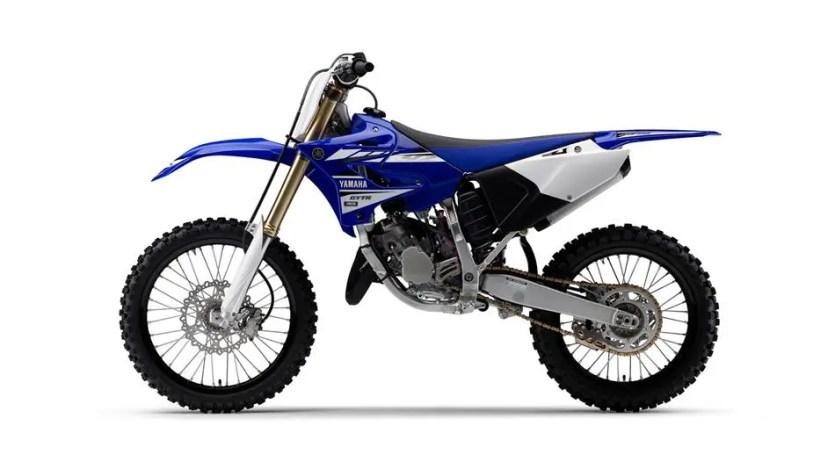 Yamaha YZ 125 2017 - Izquierda