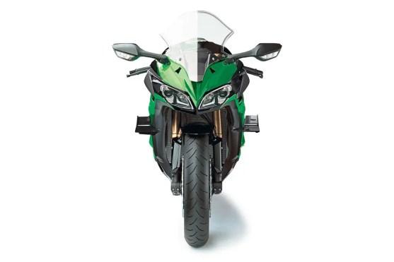Kawasaki Ninja1000 Sport Tourer 2017 - Frente