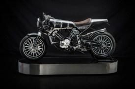 Brough SS 100 2017 Titanium