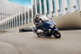 Yamaha T-Max 2017