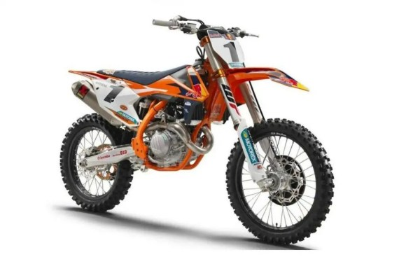 KTM SX-F Factory Edition 2017