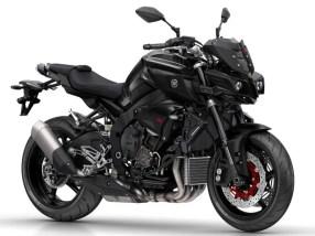 Yamaha MT-10 2017 en Negra